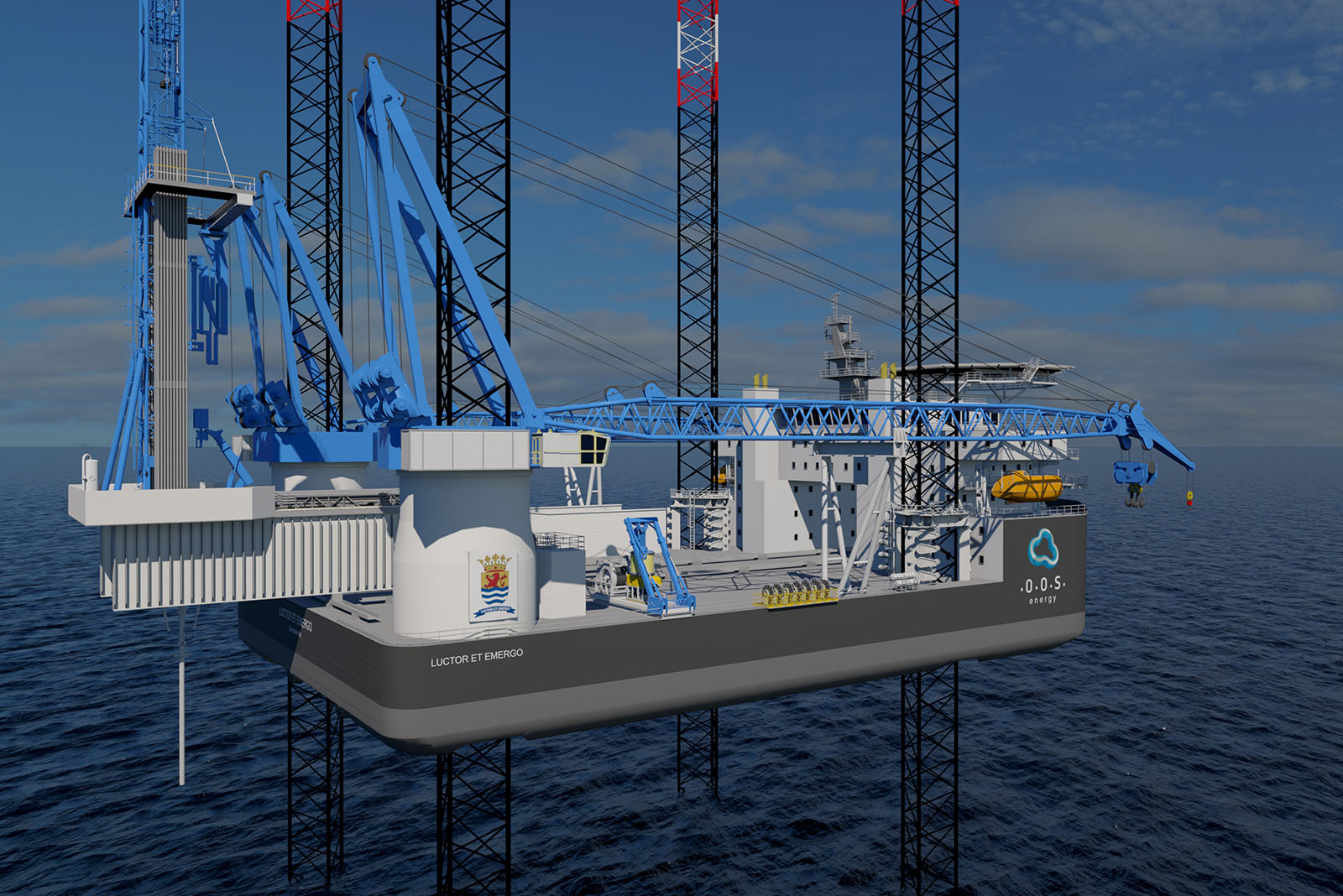 Press release: OOS Energy reveals game-changing Multi Activity Unit